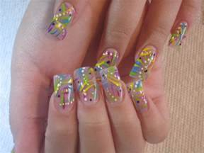 Amazing nail art designs for prom picture