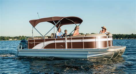 New Pontoon Boats by 2017 Sx22 Premium Pontoon Boats By Bennington