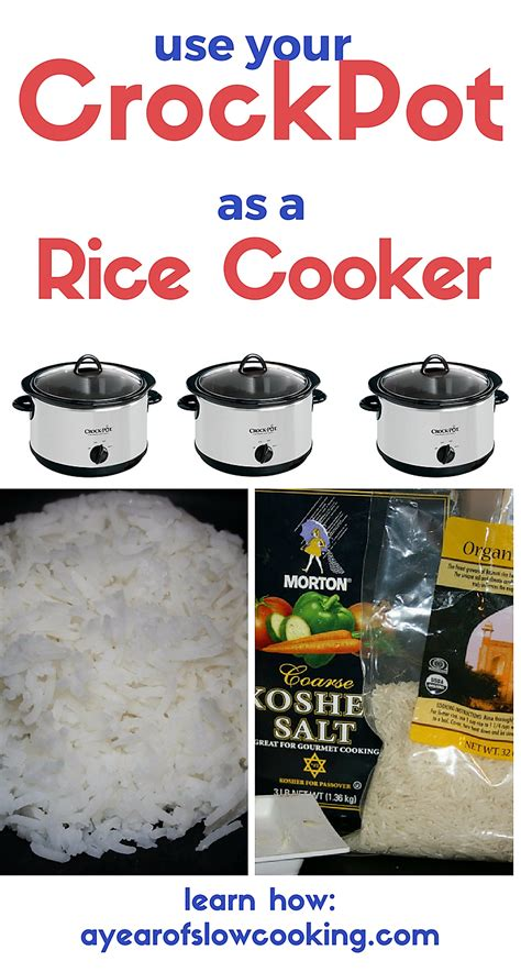 rice cooker crockpot slow quart recipe too take could