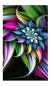 Free 3D Colorful Flowers Wallpaper - WallpaperSafari