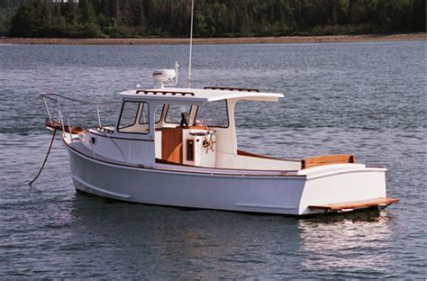Downeast Boat Design by Downeast Boats Duffy 26 Lobster Downeast Style Boats