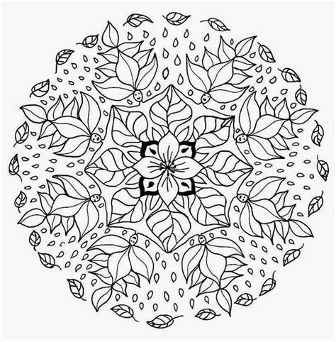 mandala flower coloring pages difficult  mandala coloring pages flowers cooloring