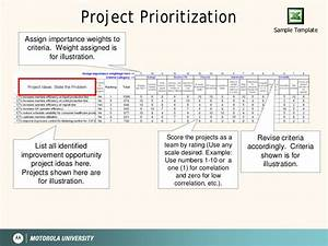 lovely project prioritization criteria template photos With project prioritization criteria template