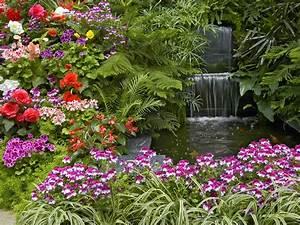 Wallpaper Desk : English garden wallpaper ...