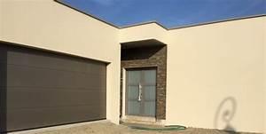 porte de garage et porte d39entree afc automatisations With porte de garage basculante pour decorer une porte d entrée