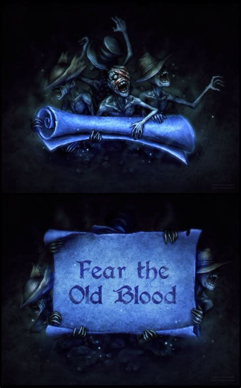 Bloodborne Animated Wallpaper - bloodborne messengers wallpaper and template dl by