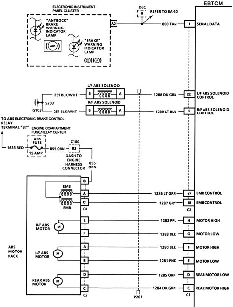 diagram semi trailer wiring diagram