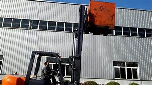 Automatic  Manual Transmission 5000kg 5 Ton Diesel Forklift