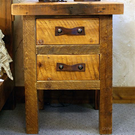 faux siding pictures nightstand with drawers into the glass reclaimed wood