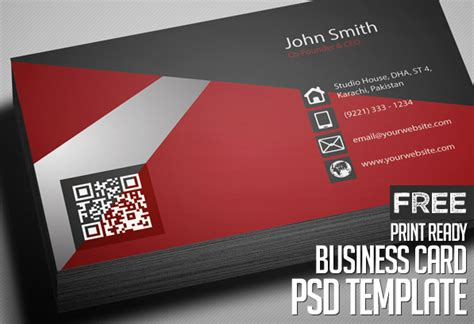 Free Creative Red Business Card Psd Template Qr Code On Business Card Yes Or No Referral Quotes Realtor Cards With Photo Moo Ibm Sametime Reader Pro Salesforce Academic Qualifications Custom