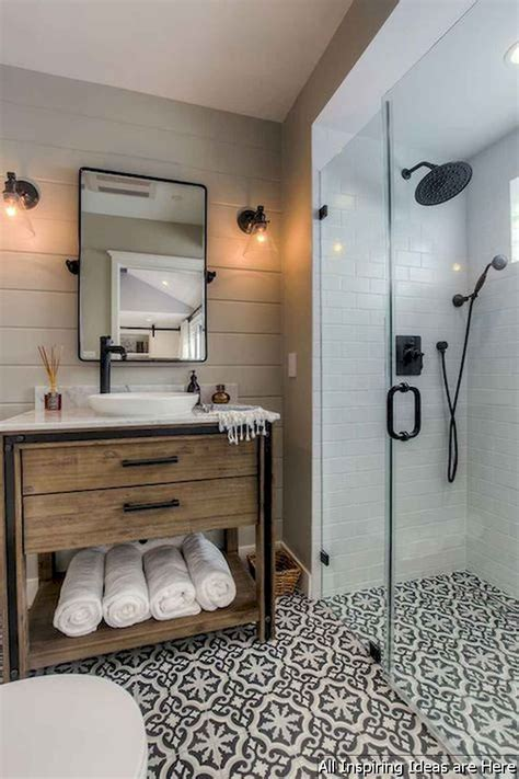 Modern Small Bathroom Decor Ideas by Minimalist Modern Farmhouse Small Bathroom Decor Ideas 5