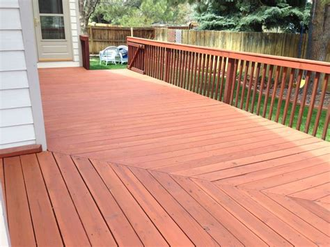 Restaining A Deck With Solid Stain by Cabot Solid Color Deck Stain Newsonair Org