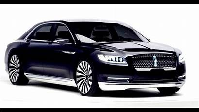 Luxury Lincoln Sedan Town Cars Sedans Interior