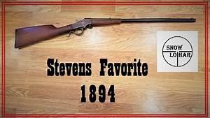 Stevens Favorite 1894