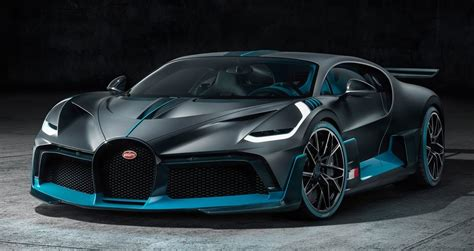 Official Bugatti Divo Is A Lighter Meaner Chiron