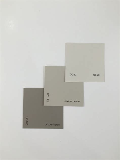 image result for benjamin moore light pewter paint
