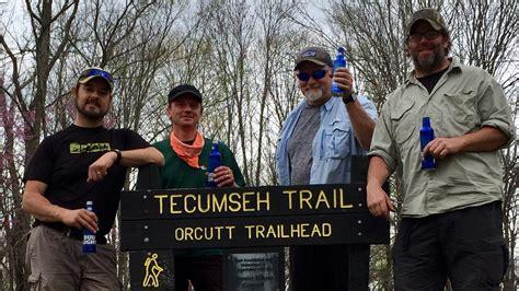 Crooked Creek Boat R Lake Monroe by Tecumseh Trail Thru Hike 2017 Youtube