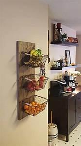 Rangement Légumes Cuisine : l id e d co du dimanche des rangements l gumes dans la cuisine decoration ~ Teatrodelosmanantiales.com Idées de Décoration