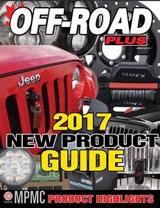 Off Road Plus Product Guide
