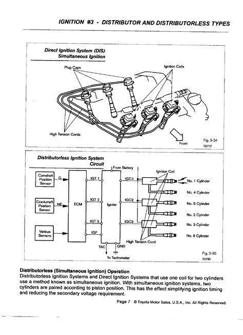Spark Diagram by I Ve Been Told There Are 6 Coil Packs On Quot 02 The