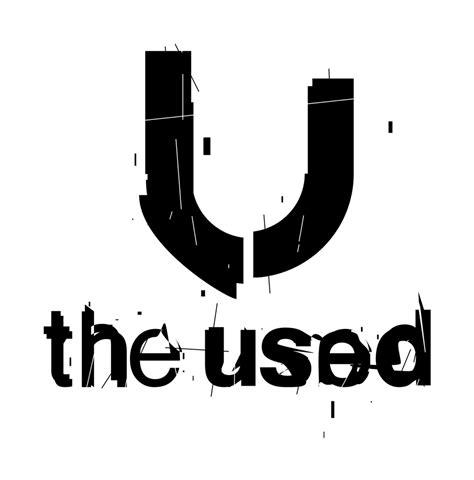 The Used Logo / Music / Logonoid.com