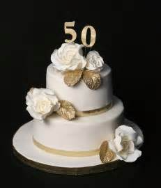 50th wedding anniversary colors 50th wedding anniversary cakes