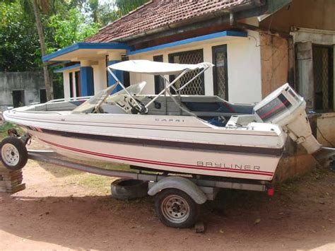 Boat Engine Price In Sri Lanka by Bayliner Used Boat From Usa For Sale In Australia Adpost