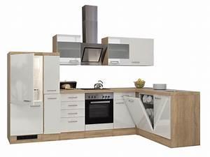 Küche Mit Geräten : eckk che venedig k che mit e ger ten breite 310 x 170 cm wei k che k chenzeilen ~ Yasmunasinghe.com Haus und Dekorationen