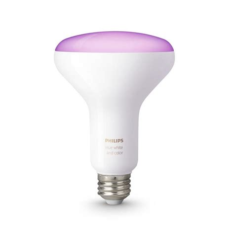 best smart light bulbs philips hue white and color ambiance 65 watt equivalent