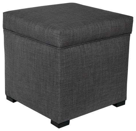 lift top storage ottoman tami upholstered lift top square storage ottoman hjm