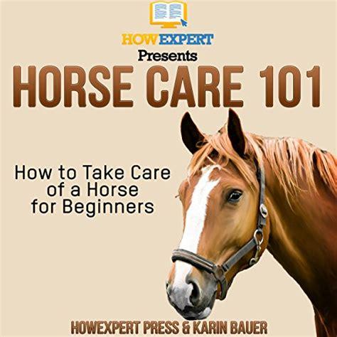 care horse take beginners audible sample audiobook books amazon