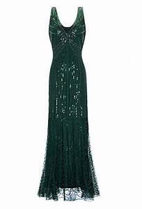 Robe Année 20 Vintage : robe ann e 20 longue ~ Nature-et-papiers.com Idées de Décoration