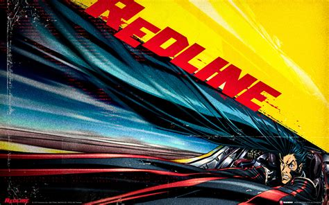 Redline Anime Wallpaper - redline madman entertainment