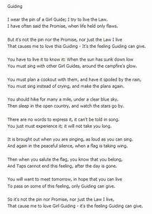Guide Poem