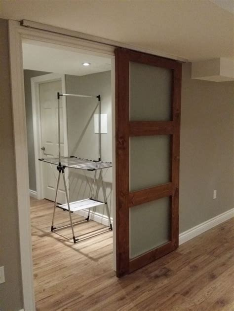 Basement Reno by 32 Best Images About Glass Barn Doors On Pinterest Track