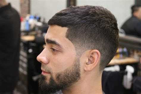 Light Fade by A Light Taper Fade With A Light Lowfade With A Number 1 On
