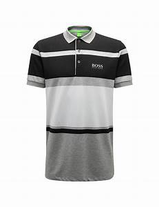 Hugo Boss Bettwäsche : herren polo hugo boss paddy pro 1 schwarz ~ Watch28wear.com Haus und Dekorationen