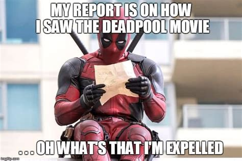 20 Deadpool Memes That'll Make You Feel Pumped Up About