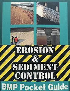 Erosion  U0026 Sediment Control Bmp Pocket Guide