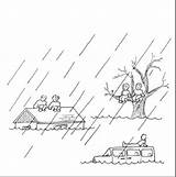 Flood Coloring Fema Drawings Trippin Designlooter Bitch Newspaper 79kb 302px Stop sketch template