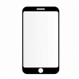 Mobile phone silhouette | Free SVG