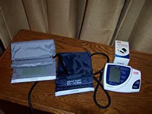 Amazon.com: CVS Blood Pressure Monitor: Health & Personal Care