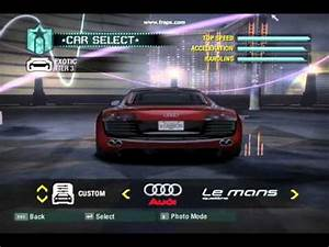 Need For Speed Carbon All Cars and Bonus Cars - YouTube
