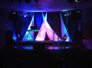Image of: Criss Cross Church Stage Design Idea Many Concepts Used In Church Stage Design