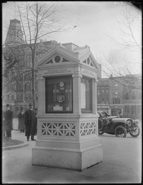 bureau weather weather bureau kiosk on pennsylvania avenue ghosts of dc