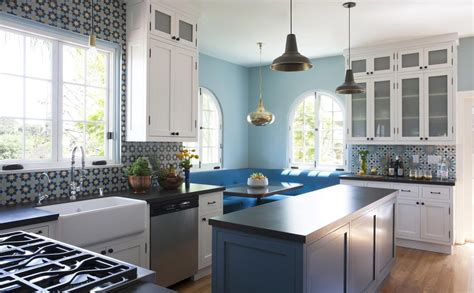 kitchen neutral paint colors 37 colorful kitchens to brighten your cooking space 5417