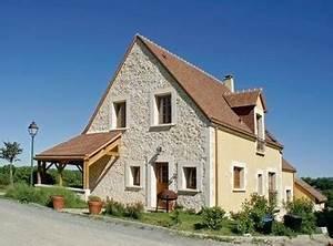 Construction Maison En Pierre : pierres ou bois pour la construction de votre maison ~ Melissatoandfro.com Idées de Décoration