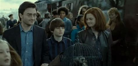 J.k. Rowling Reveals Harry Potter's Son James Has Been