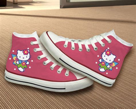 top valentines day gifts for shoes converse hello hello hellokittyshoes