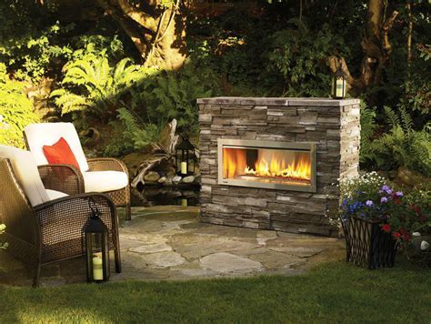Stone For Outdoor Fireplace Ideas ? Bistrodre Porch and